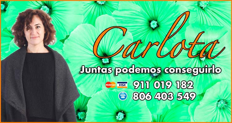 Carlota - tarotistas buenas