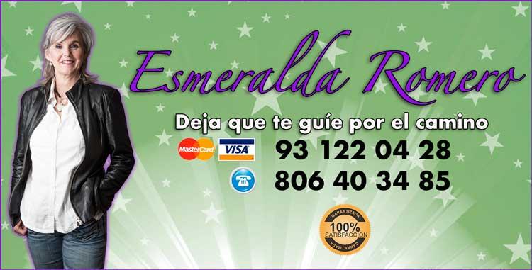 Esmeralda Romero - tarotistas buenas