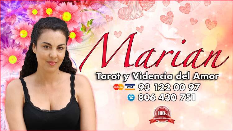 Marian - tarotista buena