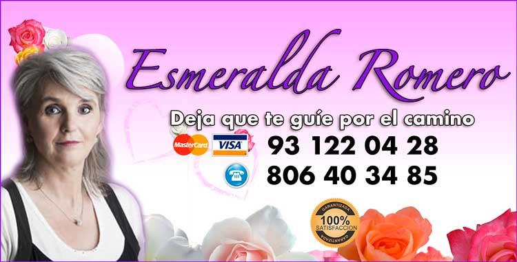 Esmeralda ROMERO - buenas tarotistas españolas