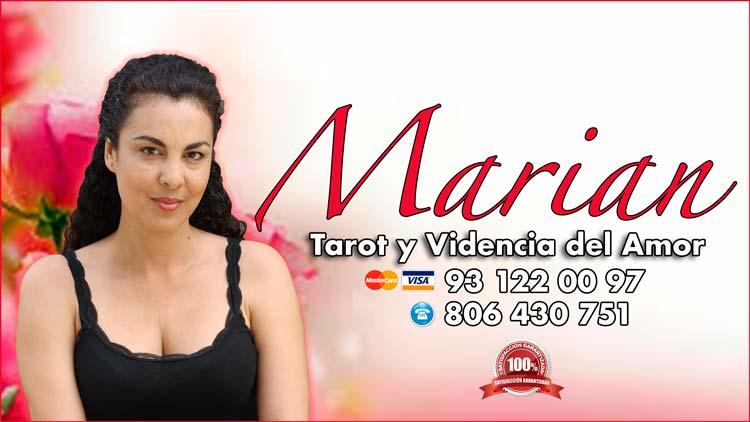 Marian - Tarotistas buenas recomendadas por sus aciertos