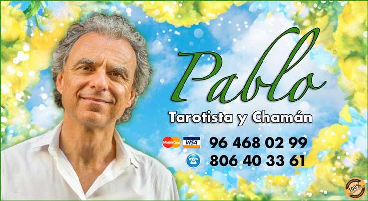 Pablo - Tarotista buena por telefono